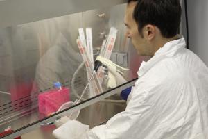 LumaCyte Cell Culture Lab